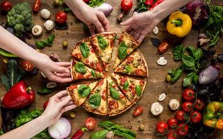 8 toppinguri sănătoase pentru pizza, cu un gust delicios