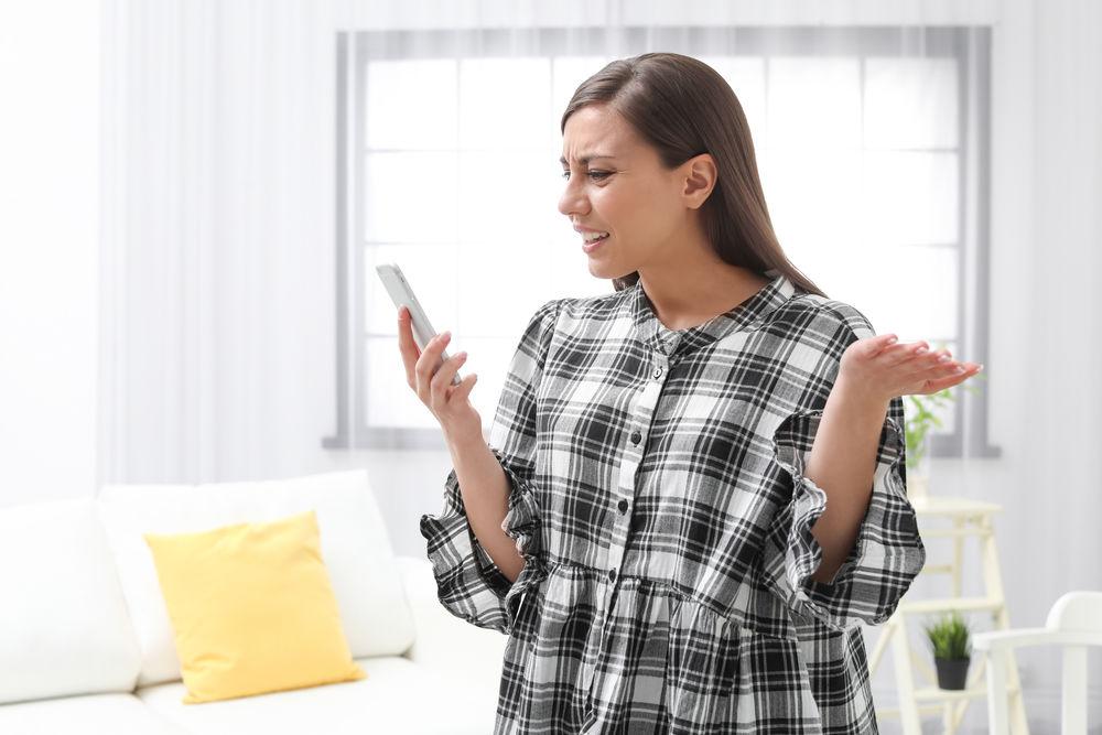 De ce nu ar trebui să te cerți cu partenerul prin mesaje