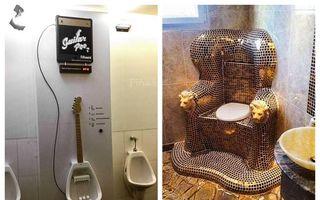 Cele mai ciudate toalete din lume: 15 locuri în care e mai bine să nu ajungi