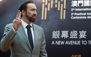 S-a trezit din vis: Nicolas Cage a cerut anularea celei de-a patra căsătorii, la patru zile după nuntă