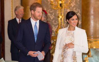 7 motive pentru care copilul lui Meghan Markle și al Prințului Harry va intra în istorie