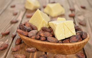 Untul de cacao: beneficii și rețete vegane