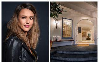 Jessica Alba și-a scos la vânzare vila din Beverly Hills: Prețul pe care îl cere vedeta