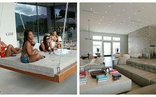 Cuibul starletelor: Incursiune în casa de vacanță a clanului Kardashian