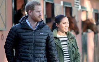 Prințul Harry și Meghan Markle se despart și pe Instagram de William și Kate Middleton: Fiecare cu contul lui!