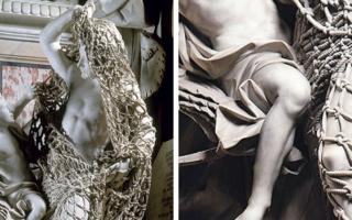 Un artist desăvârșit: 7 ani a lucrat la această sculptură, iar rezultatul e copleșitor