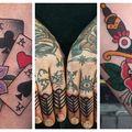 Cele mai periculoase tatuaje și semnificațiile lor: 16 simboluri de care trebuie să te ferești