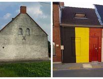 Gusturile se discută! 45 de case din Belgia atât de urâte, încât e greu de crezut că există