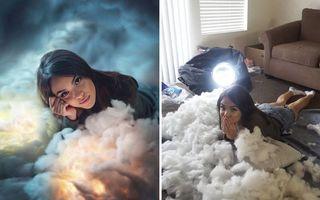 Ce se ascunde în spatele fotografiilor perfecte? 15 imagini care explică totul