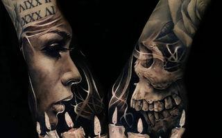 Cele mai interesante tatuaje 3D: 30 de idei din care te poţi inspira