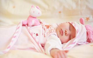 De cât de mult somn are nevoie copilul tău?