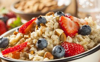 Ce se întâmplă în corpul tău dacă mănânci terci de ovăz în fiecare zi?