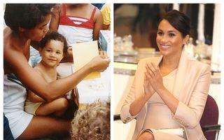 Copilul de altădată, ducesa de azi. Cum arăta Meghan Markle când era copil: 6 imagini în premieră
