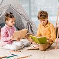 De ce sunt cărțile fizice mai bune decât e-books când îți înveți copilul să citească