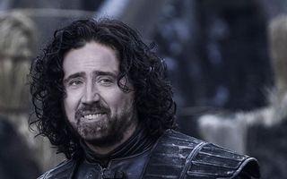 Nicolas Cage, în pielea tuturor personajelor din Game Of Thrones. 30 de imagini amuzante