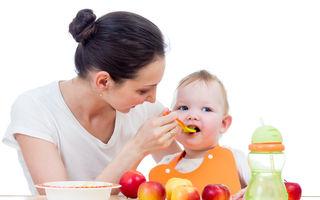 Alimente interzise bebelușilor și copiilor sub 5 ani