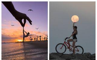 Cele mai deștepte poze de vacanță: 22 de imagini făcute cu cap