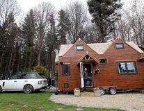 Casa eco pe roți, un proiect interesant: Facturile costă doar 17 euro pe lună