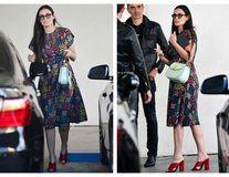 Demi Moore are contur: Cum arată fosta soție a lui Bruce Willis la 56 de ani