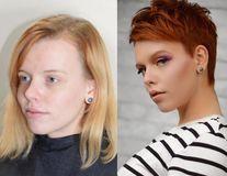 Tunsoarea, cea mai simplă metodă de a obține o schimbare de look spectaculoasă. 30 de imagini