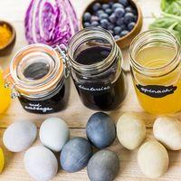 Cum sa vopsesti cele mai frumoase oua de Pasti: Trucurile cu efect garantat - VIDEO