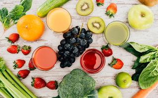 Alimente care elimină toxinele din organism în mod natural