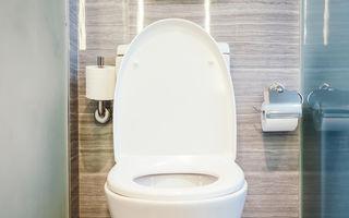 Poți lua o boală cu transmitere sexuală de pe colacul de toaletă?