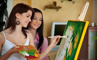 Mișcările cu pensula pot indica riscul de demență pentru pictori