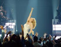 """Celine Dion, exemplul unei femei puternice: """"Viața mea a început după 50 de ani"""""""