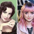 Cum arată vedetele de azi și din secolul trecut la aceeași vârstă: 26 de imagini relevante