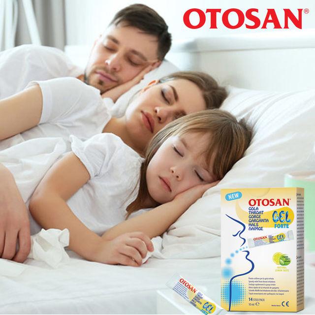 Otosan gel de gat Forte – Solutia naturala pentru ameliorarea durerilor de gat