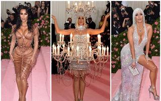 Ținutele extravagante purtate de vedete la Gala Met 2019