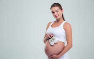 Cum ți se schimbă buricul în timpul sarcinii