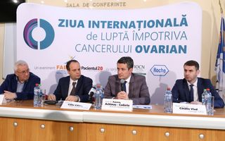 A fost lansată campania #SperanțăDeViață, dedicată femeilor care suferă de cancer ovarian
