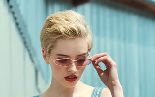 Cum să-ți dai seama dacă îți stă bine cu părul scurt