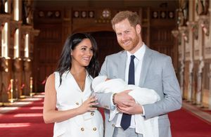 Meghan Markle, Prințul Harry