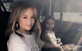 Jennifer Lopez are cu ce se mândri: Fiica sa i-a moştenit talentul vocal - VIDEO
