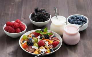 5 gustări cu efect antirid