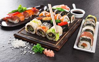 Este sushi un aliment sănătos?