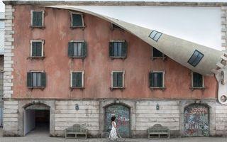 Casa cu fermoar: Clădirea din Milano care fură toate privirile