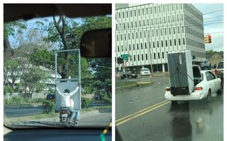 Zona Crepusculară: 17 lucruri ciudate văzute pe stradă