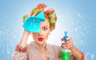 Anxietatea te face obsedat de curățenie