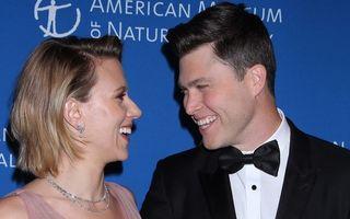 "Scarlett Johansson, mireasă ""în serie"": Vedeta s-a logodit din nou - FOTO"