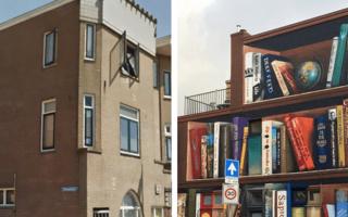 Cum se reabilitează un bloc în Olanda: Clădirea care a devenit atracție turistică - FOTO