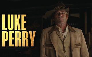 """Luke Perry, văzut pentru prima oară în rolul final: Secvențe din ultimul film în care a jucat, """"Once Upon A Time In Hollywood"""""""