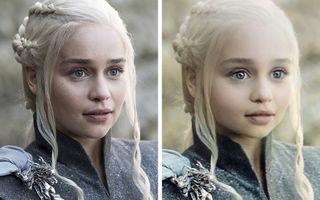 Cum ar arăta personajele din Game of Thrones dacă ar fi copii