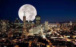 Luna este din ce în ce mai mică. Studiu