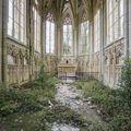 Cum arată acum 24 de locuri uitate din Europa: Natura s-a întors la putere