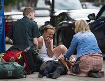 Jason Donovan, vecinul de nădejde: Starul a sărit în ajutorul unei femei care a leșinat pe stradă - FOTO