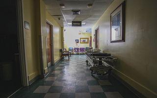 Cum arată un spital închis în 2010: Totul e ca în ultima zi, lipsesc doar medicii și pacienții